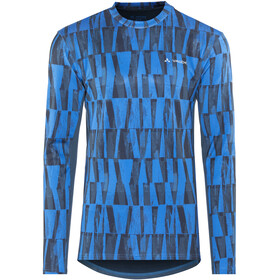 VAUDE Virt Bike Jersey Longsleeve Men blue